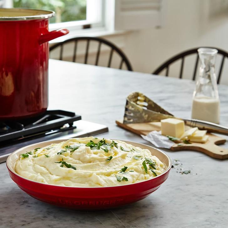 Le Creuset Pasta Bowls in Cerise