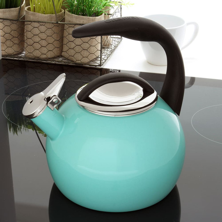 Chantal Enamel-on-Steel Anniversary Tea Kettle