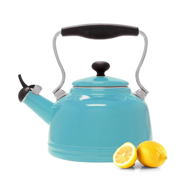 Chantal Enamel-on-Steel Vintage Tea Kettle