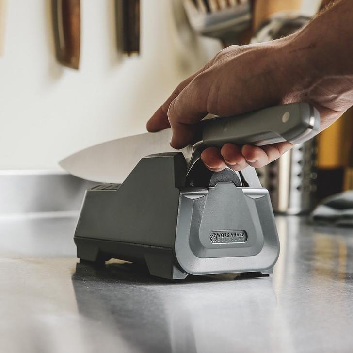 Work Sharp Culinary E2 Kitchen Knife Sharpener