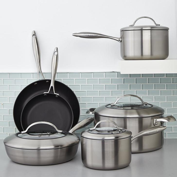 Scanpan CTX 10-Piece Cookware Set