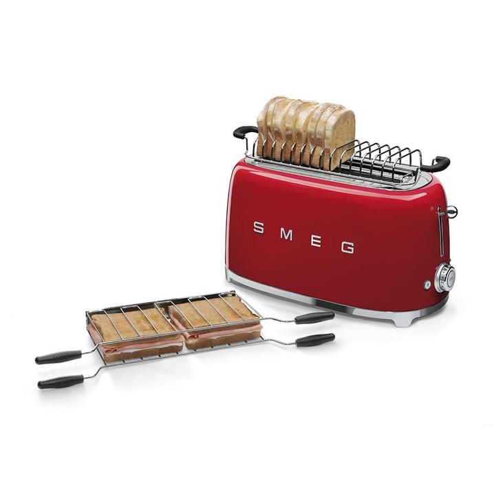 SMEG 4-Slice Sandwich Rack Set