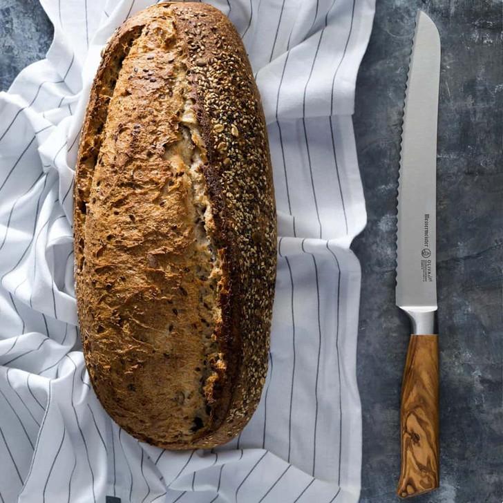 Messermeister Oliva Elite Bread Knife