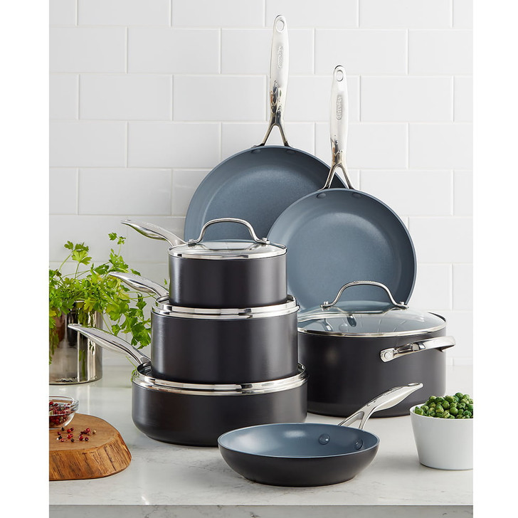 GreenPan Valencia Pro 11-Piece Cookware Set