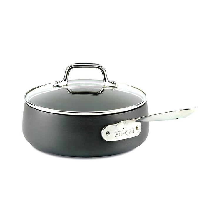 All-Clad 2.5-Quart HA1 Sauce Pan