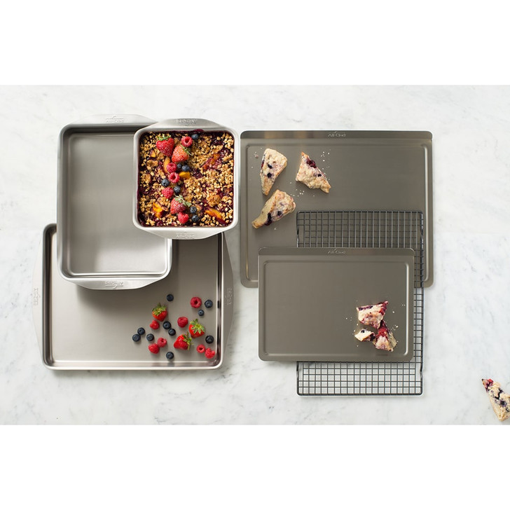 All-Clad D3 Stainless Steel Square Baking Pan