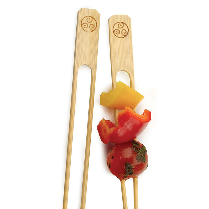 RSVP Double Bamboo Skewers