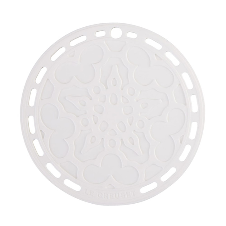 Le Creuset French Trivet in White