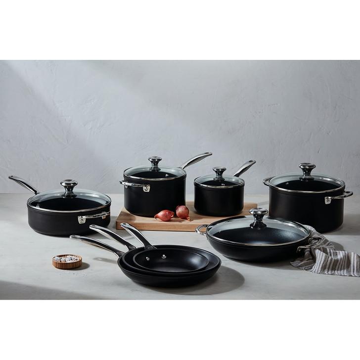 Le Creuset Toughened Nonstick PRO 13-Piece Cookware Set