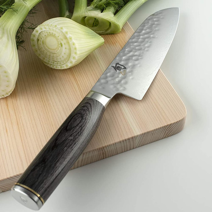 Shun Premier Grey Santoku Knife