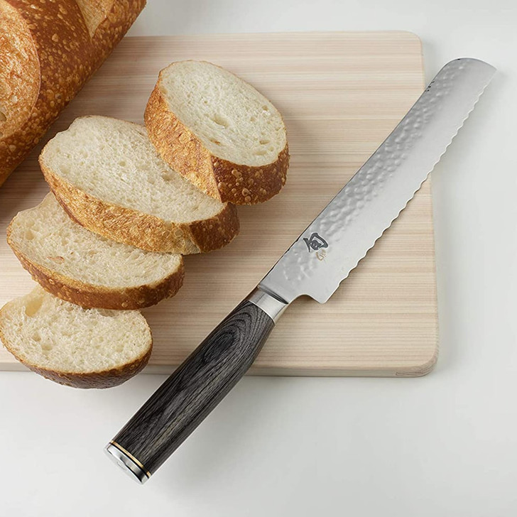 Shun Premier Grey Bread Knife
