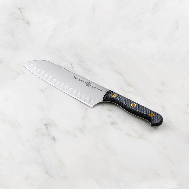 Messermeister Custom Santoku Knife