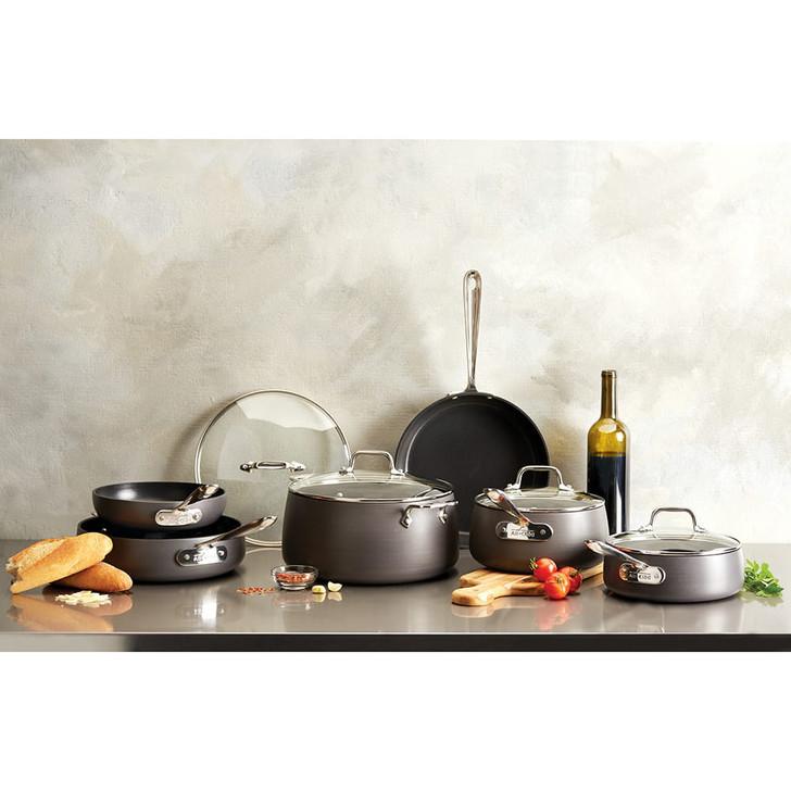 All-Clad HA1 10-Piece Cookware Set