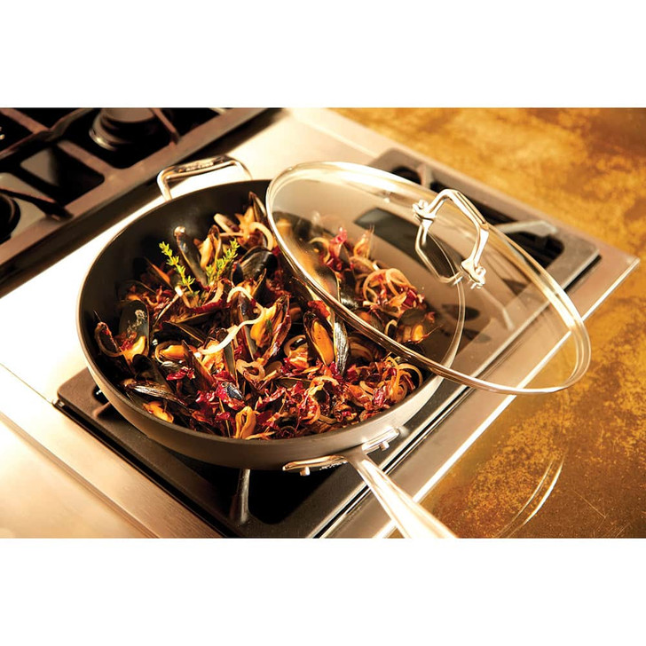 All-Clad HA1 8- and 10-inch Fry Pan Set