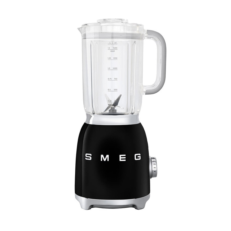 SMEG Blender in Black
