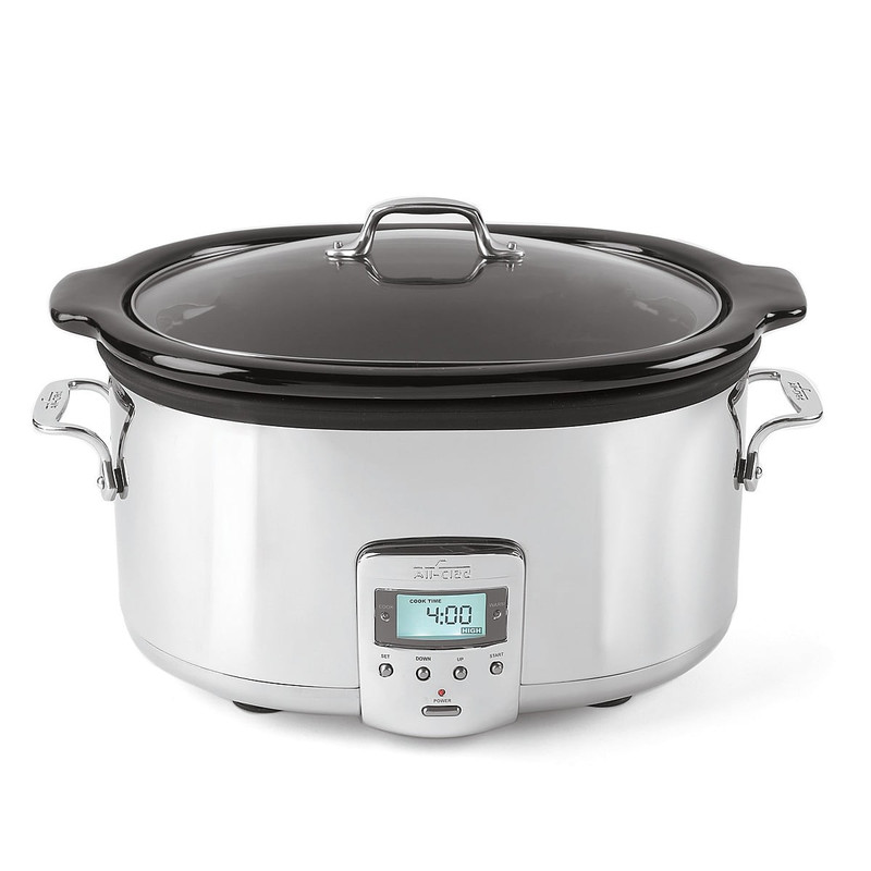 All-Clad 6.5-Quart Slow Cooker