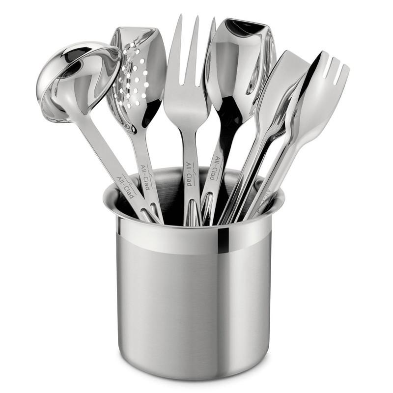 All-Clad 6-Piece Cook & Serve Tool Set
