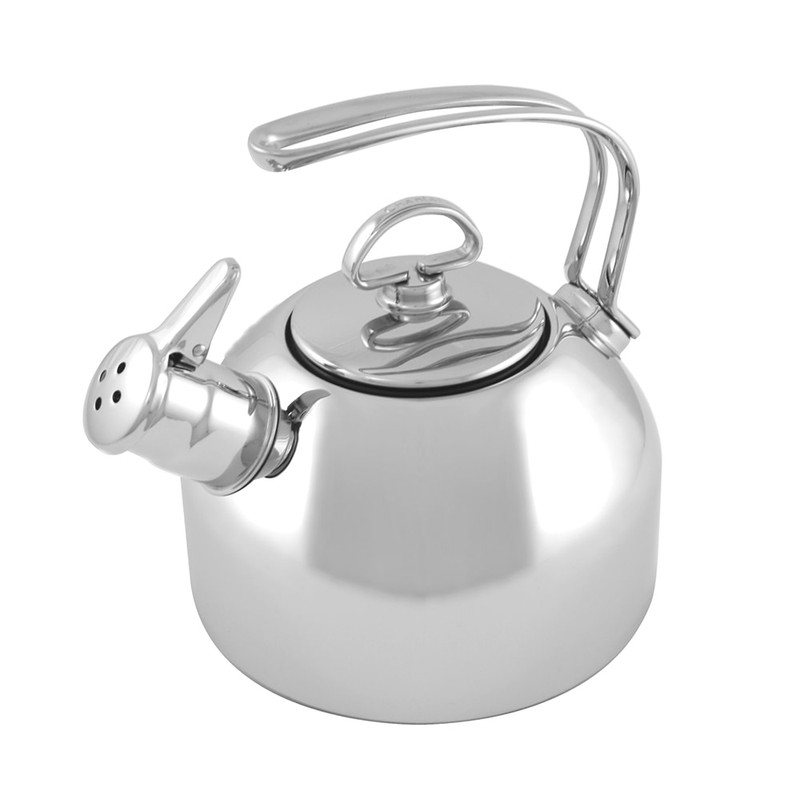 Chantal Stainless Steel Classic Tea Kettle