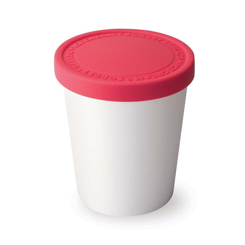 Tovolo Sweet Treat Tub in Raspberry