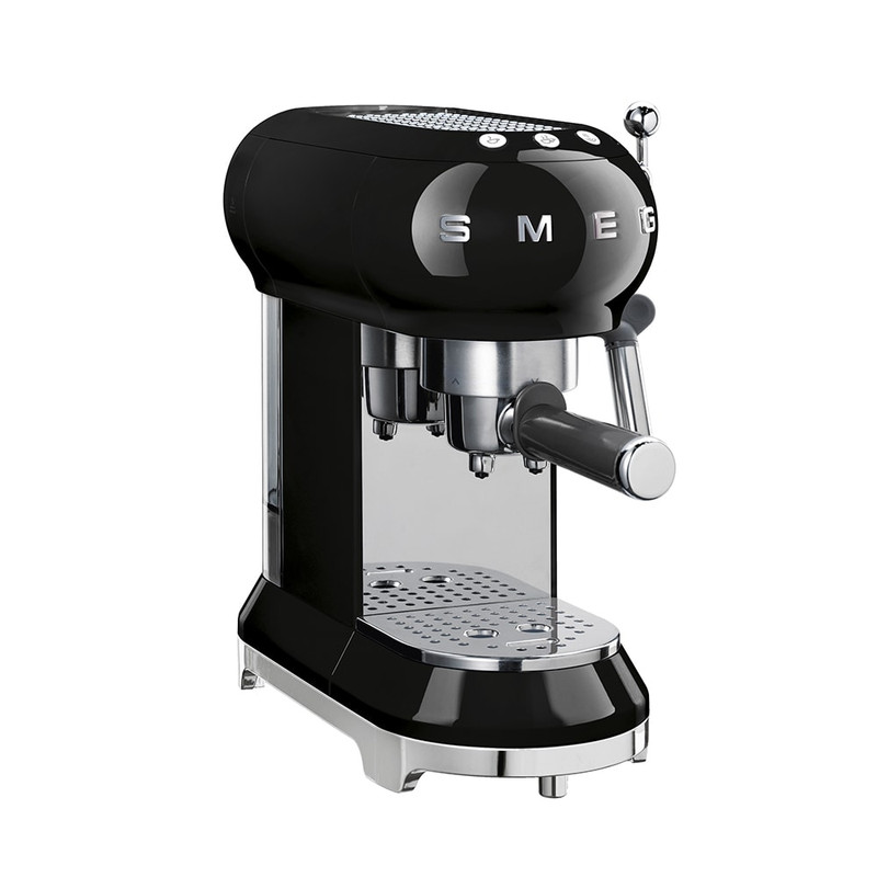 SMEG Espresso Machine in Black