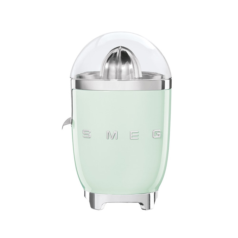 SMEG Citrus Juicer in Pastel Green