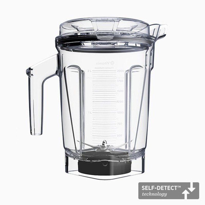 Vitamix 64-Ounce Low-Profile Container with Self-Detect