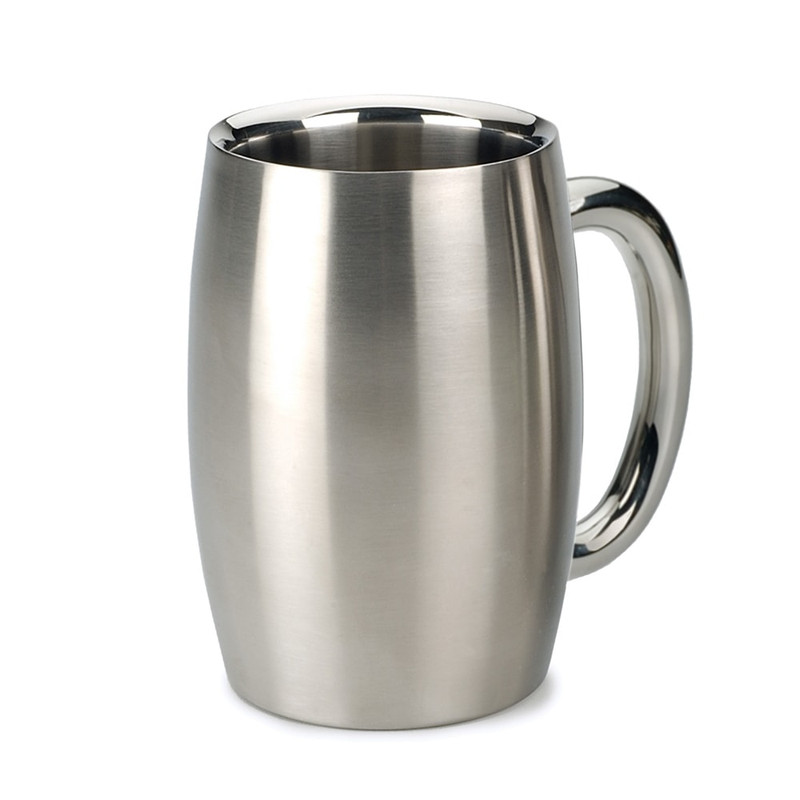 RSVP Endurance Double Wall Beer Mug