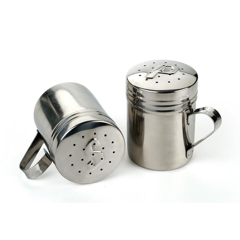 RSVP Endurance Stovetop Salt & Pepper Set