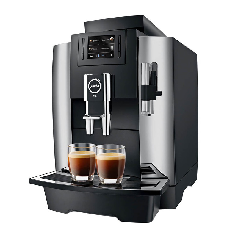 Jura WE8 Professional Automatic Coffee Center