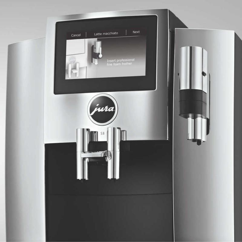 Jura S8 Automatic Coffee Center