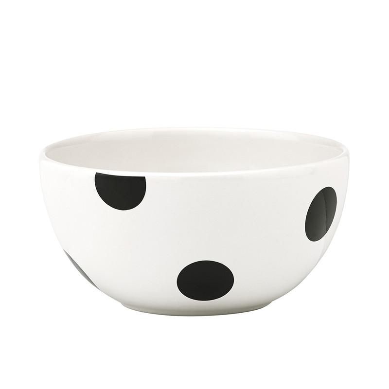 Kate Spade Deco Dot Fruit Bowl