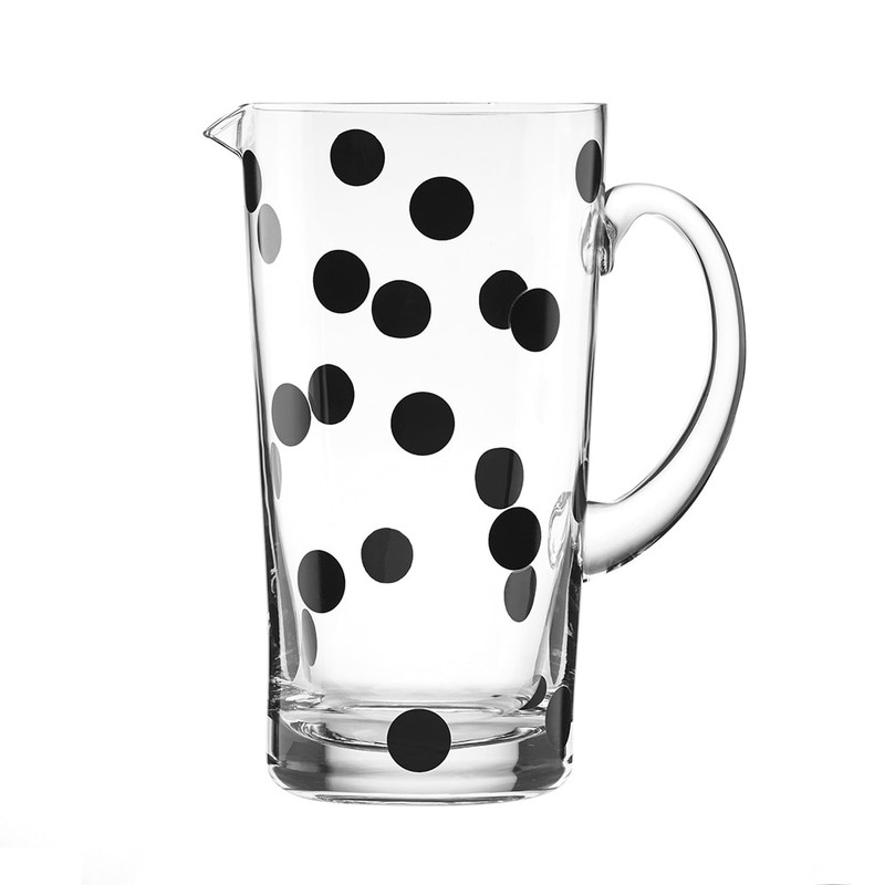 Kate Spade Deco Dot Pitcher