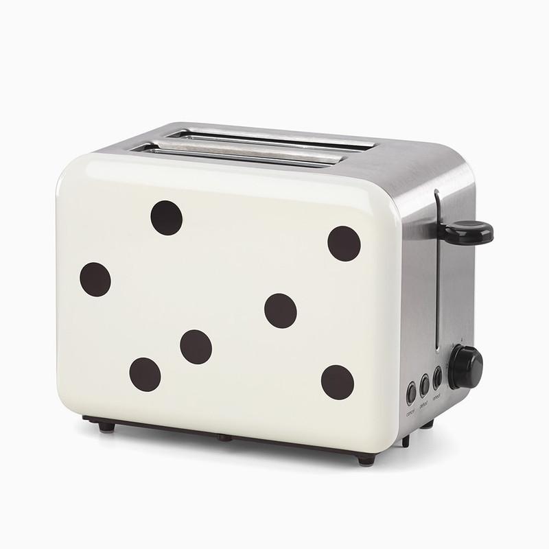 Kate Spade Deco Dot Toaster