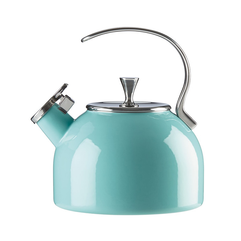 Kate Spade Tea Kettle in Turquoise