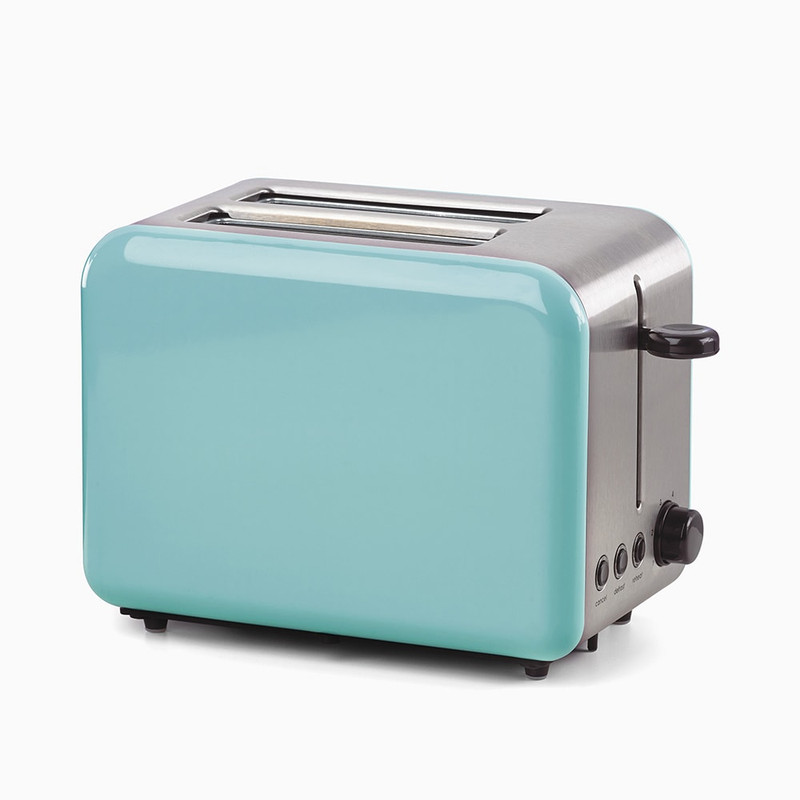 Kate Spade Two Slice Toaster in Turquoise
