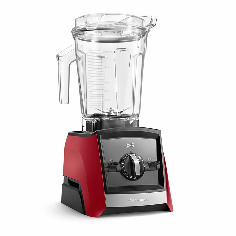 Vitamix Ascent A2500 Blender in Red