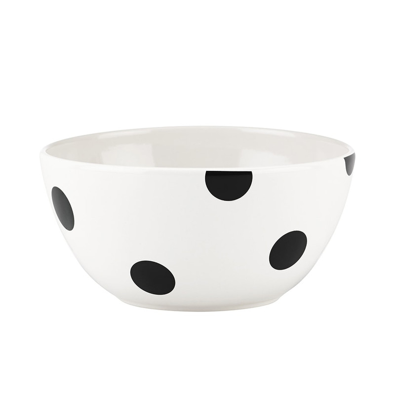 Kate Spade Deco Dot Soup Bowl