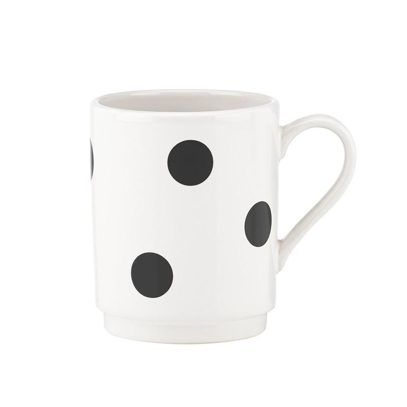 Kate Spade Deco Dot Mug