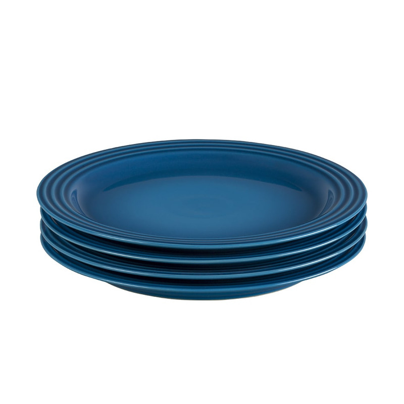 Le Creuset 10.5-Inch Dinner Plates in Marseille