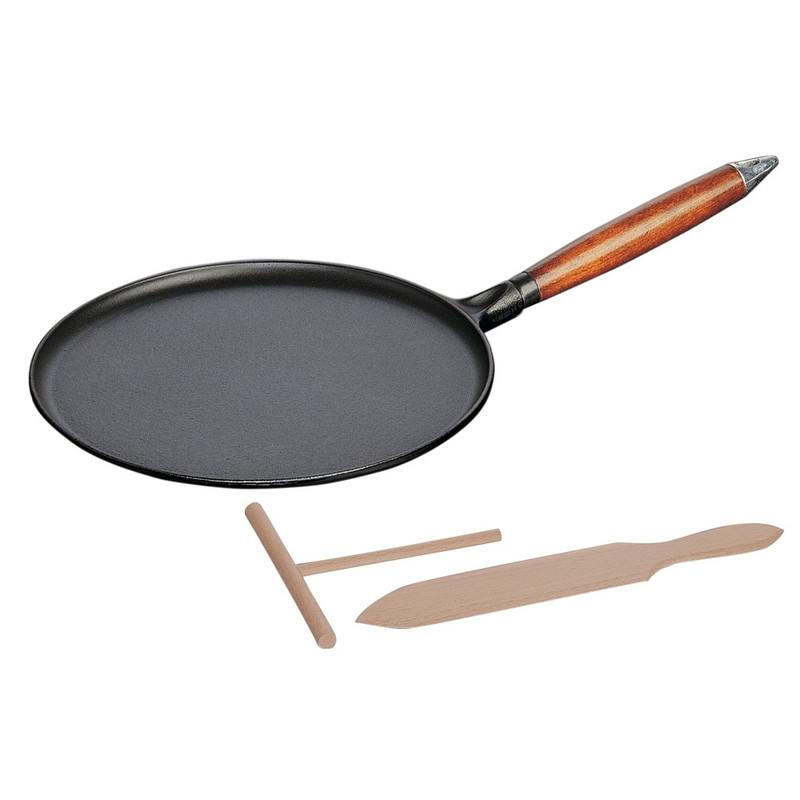 Staub Cast Iron Crepe Pan