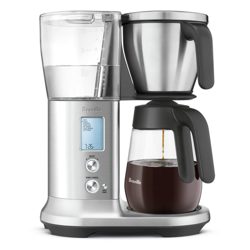 Breville Precision Brewer Glass Coffee Maker