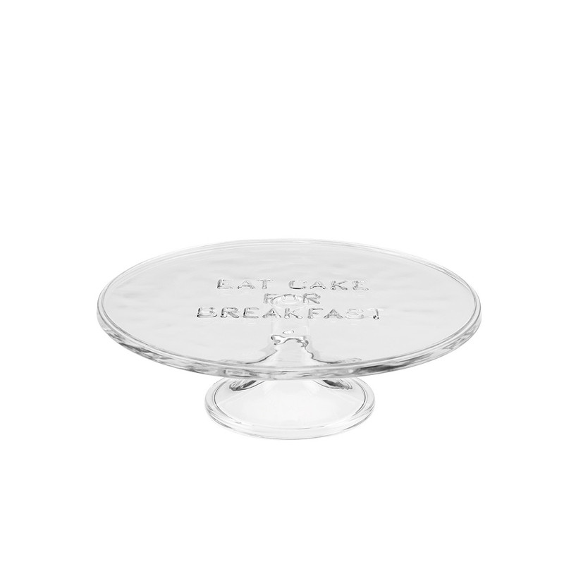 Kate Spade Eat Cake For Breakfast Cake Plate