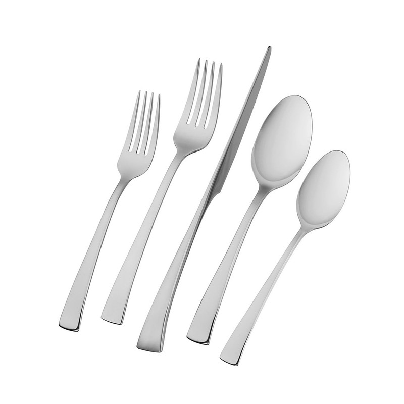 Zwilling Bellasera 23-Piece Polished Flatware Set