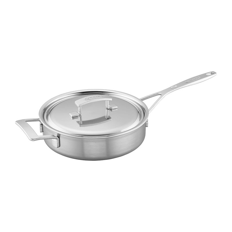 Demeyere Industry 5 Stainless Steel Saute Pan