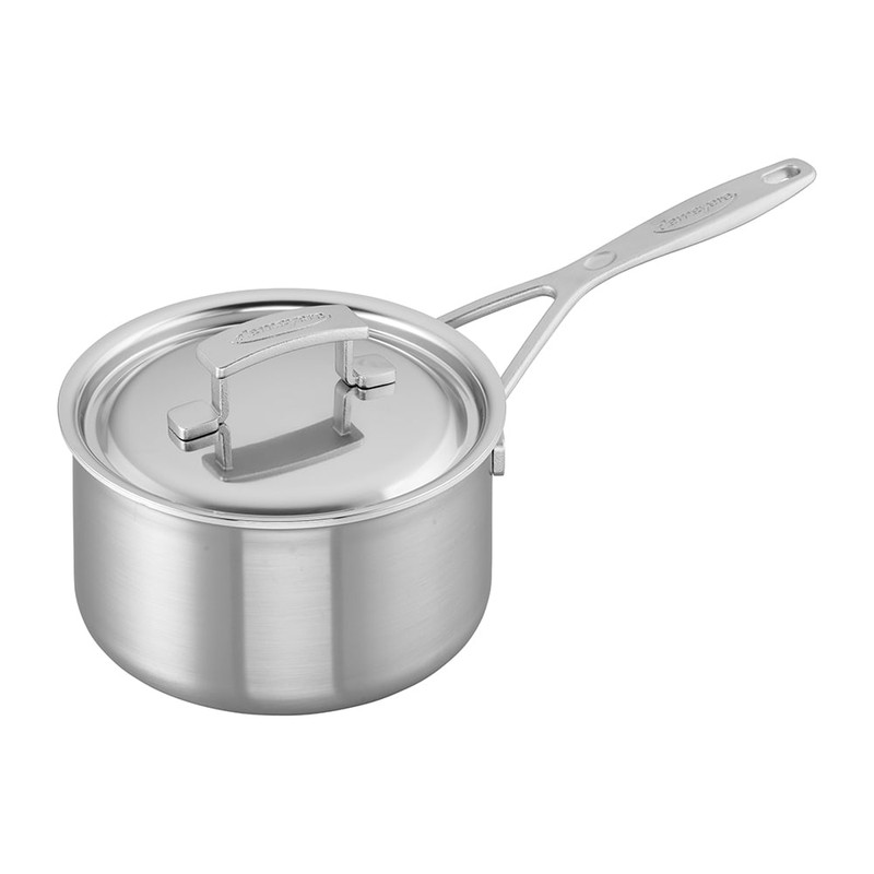 Demeyere Industry 5 Stainless Steel Saucepan
