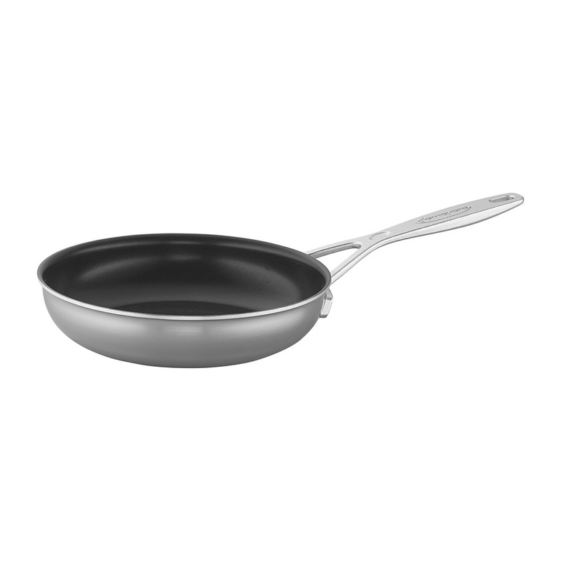 Demeyere Industry 5 Stainless Steel Nonstick Fry Pan