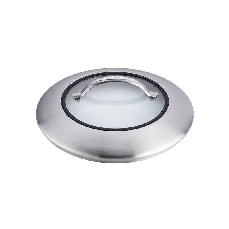 Scanpan CTX 8-Inch Steel and Glass Lid