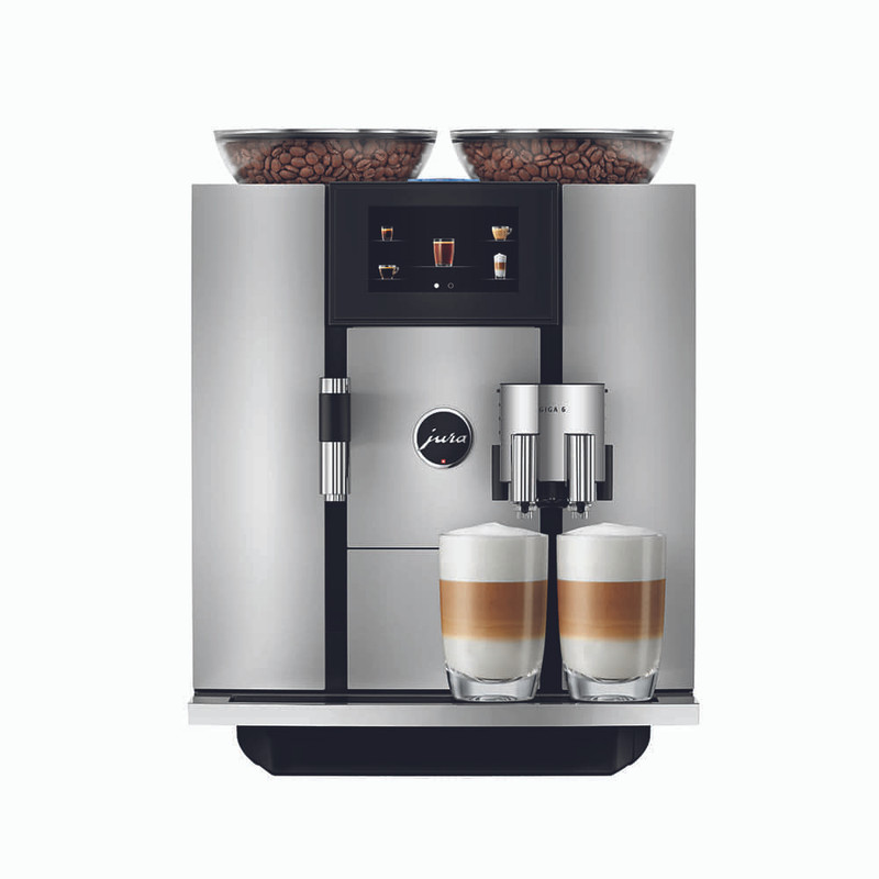Jura GIGA 6 Automatic Coffee Center