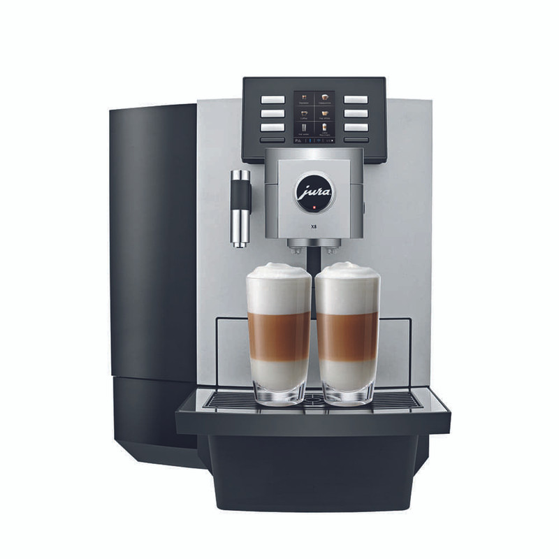 Jura X8 Automatic Coffee Center
