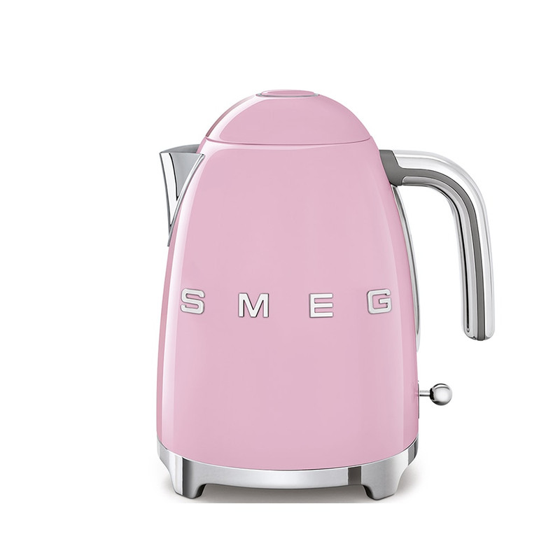 SMEG Electric Kettle in Pink